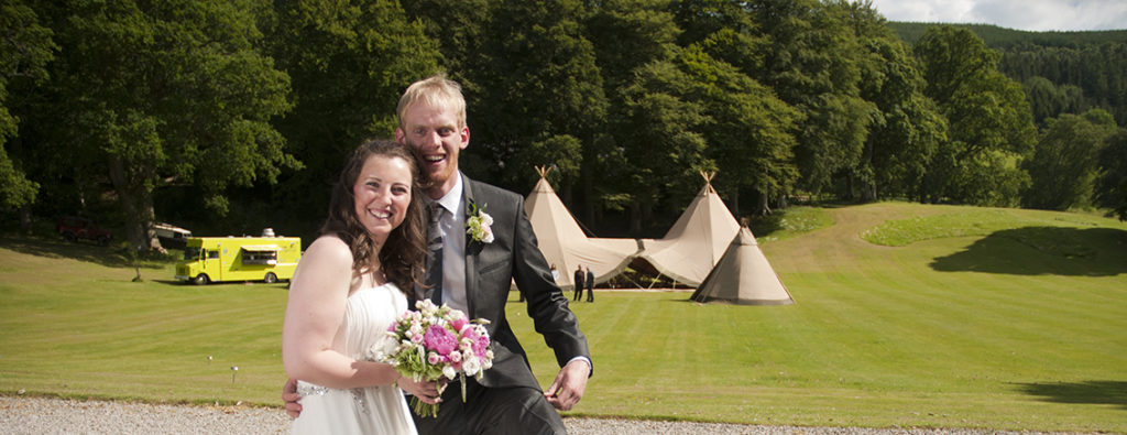 Matt & Niamh Plan Their Perfect Wedding In A Tipi